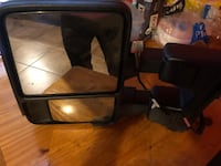 Ford - F [TL_HIDDEN]  Driver side tow mirror with side marker and heated mirror York
