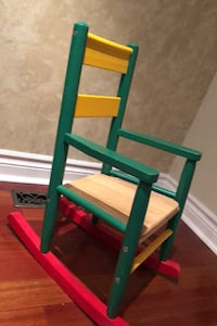 Toddler rocking chair Mississauga