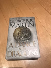 A Dance with Dragons by George R.R. Martin Toronto, M6L 1L1