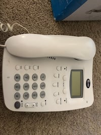AT&T corded speakphone