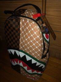 AUTHENTIC LIMITED EDITION BAPE BACKPACK  Toronto, M5P 3N3