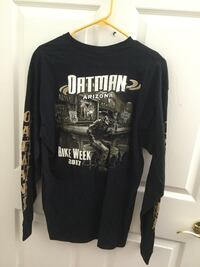 Large long sleeve shirt new