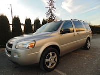 2006 Chevrolet Uplander LS EXTENDED AUTOMATIC AIR DVD ONLY 164,000KM! NEW WESTMINSTER, V3M 0G6