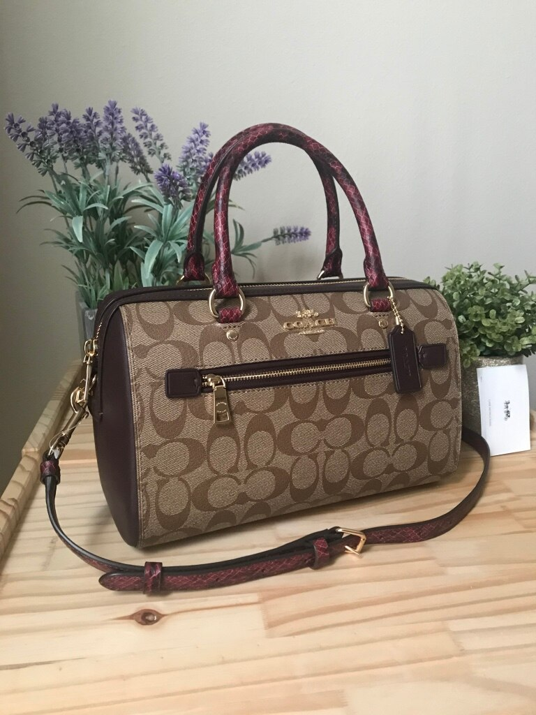 Photo New With Tags Coach Purse
