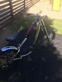 New 2003 rare never riden just assembled west coast chopper ready for the collectors  Yorba Linda, 92886