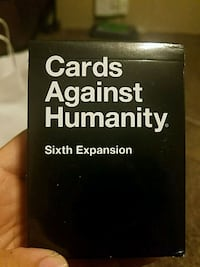 Cards Against Humanity(brand new) Ontario, 91762
