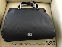 New Thirty-one Spirit Collection YOGA / EXERCISE MAT