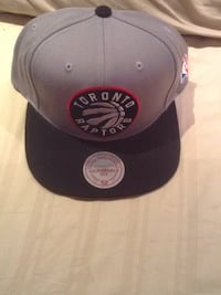 Brand new gray Toronto Raptors hat Burlington, L7L