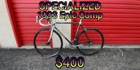 1993 SPECIALIZED Epic Comp Road Bike Colorado Springs, 80907