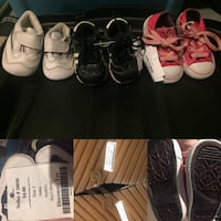 Infant boys/girls sneakers Halifax, B3L 3X6