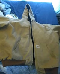 Carhartt jacket xl