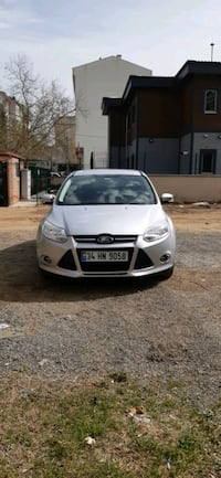 2012 Ford Focus TREND 1.6TDCI 95PS 4K Istanbul