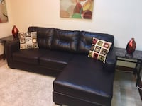 Brown Ashley Sectional Sofa (Delivery Available for $25) PRICE FIRM NOT NEGOTIABLE-YES ITS AVAILABLE  Bowie, 20721
