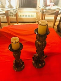 candle holders Laval, H7W 2W7