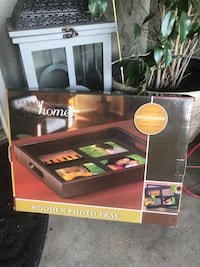 Picture tray new in box Bakersfield, 93309