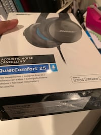 Bose Active Noise canceling QC 25 Edison, 08817