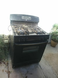 black gas range oven Mesa, 85203