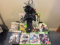 Huge XBOX 360 Bundle!! Includes 10 Games, Controller, Headset, Brampton, L6X 4E7