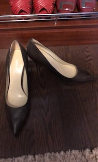 Brand new never worn Nine West brown pumps  Mississauga, L5M 1C2