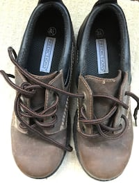 Never worn. Women's hiking shoes size 8 1/2