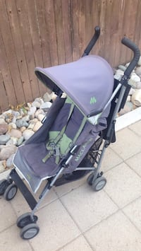 Maclaren Quest stroller. Older but gently used. Very smooth.  Albuquerque, 87107