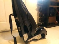 black and gray electric guitar 30 km