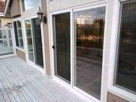 Windows, patios doors and shutters