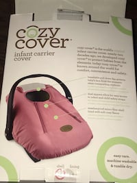 Pink cozy cover