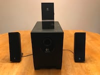 Logitech Speakers/Subwoofer Falls Church, 22046