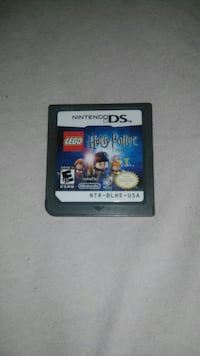 Nintendo DS game / Harry Potter