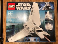 LEGO UCS Star Wars Imperial Shuttle  64 km
