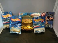4 cars collection