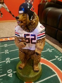 Chicago Bears Statue  Worth, 60482