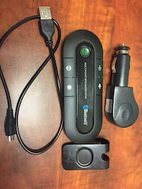 Hands Free Bluetooth connect 2 phones Toronto, M5N 1C5