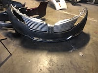 2013-16 Lincoln MKZ front bumper complete