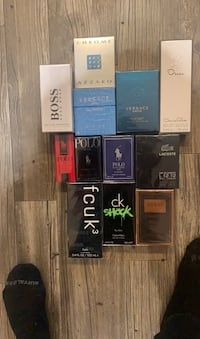 Perfume and Cologne For Sale  Vancouver, V6B 0R8