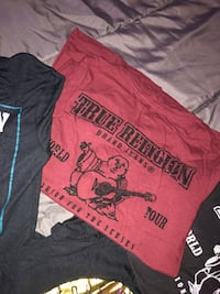 women true religion t-shirts for all it's $80 each it's $20 Mississauga, L4Z