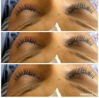Eyelash extensions Saint Paul