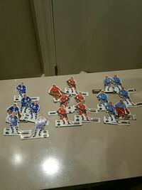 Rare Table Hockey game player's