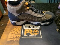 Timberland Pro Series Safety Shoes West Wyoming, 18644