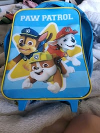 paw patrol suit case  Airdrie, T4B 2W4