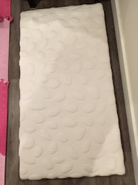 NOOK SLEEP PEBBLE Crib mattress IN CLOUD 3747 km