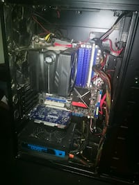 ASUS Rampage II Extreme   Montreal