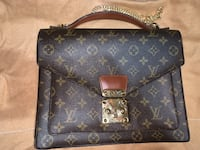 Louis Vuitton Handbag suit case Mississauga