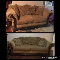 Couch and Loveseat Pace, 32571