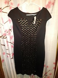 New size 12 dress from Macy's tags on ot