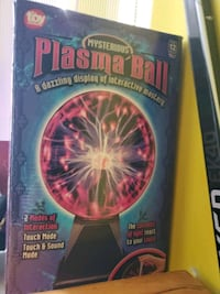 Interactive Plasma Ball