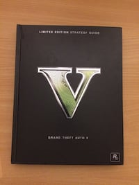 GTAV Limited Edition strategy guide Steinberg, 3053