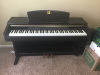 Dark brown yamaha clavinova cp-130 Sugar Land, 77498