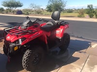 2015 CanAm Outlander El Mirage, 85335